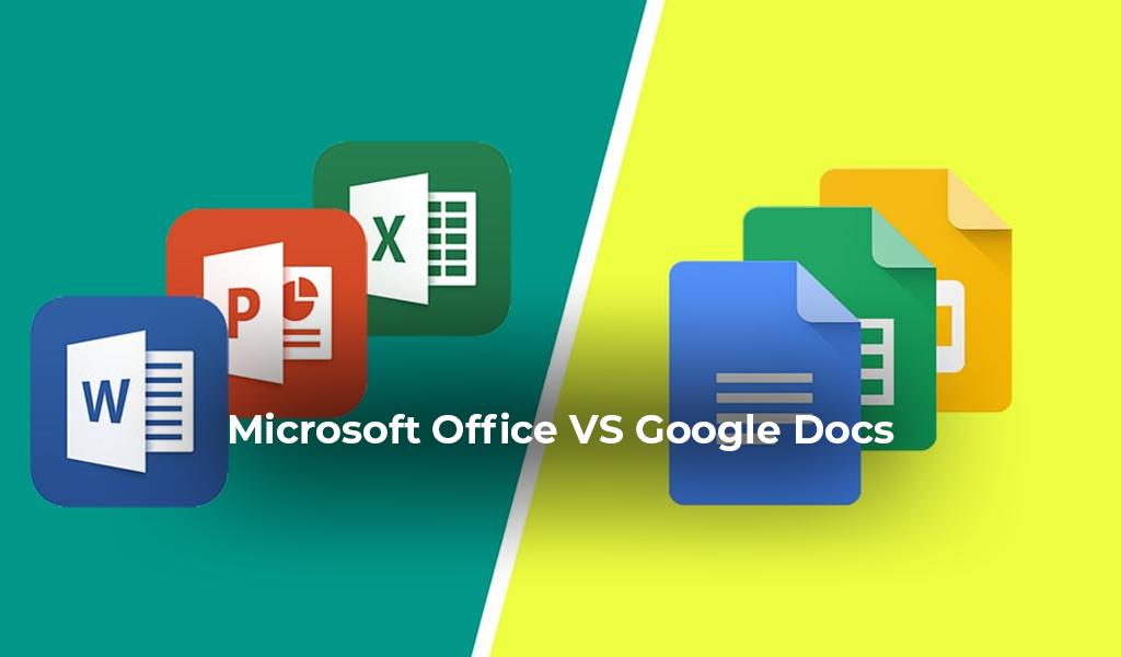 Microsoft vs Google